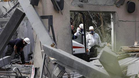 Razzo su Tel Aviv, comincia l'attacco israeliano su Gaza