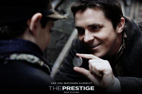 The Prestige // Christopher Nolan