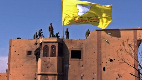 """In Siria i curdi annunciano la vittoria finale sull'Isis. """"Il Califfato è sconfitto"""""""