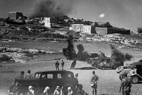 9 aprile 1948: il massacro di Deir Yassin