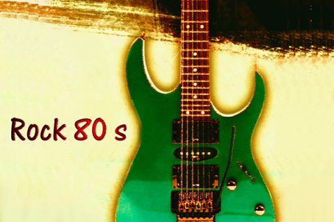 Rock 80s // AAVV