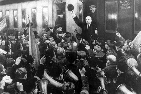 16 aprile 1917: il ritorno di Lenin