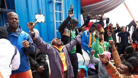 Malta: i 64 migranti della Alan Kurdi smistati in Germania, Francia, Portogallo e Lussemburgo