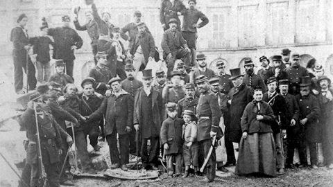 """21 maggio 1871: la """"settimana di sangue"""" della Comune di Parigi"""