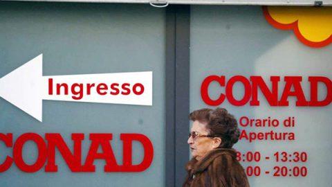 Conad compra supermercati e negozi italiani di Auchan e diventa il gruppo leader