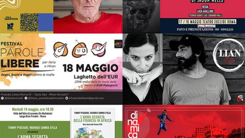 Take a look around: 13/19 maggio