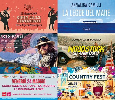 Take a look around: 20/26 maggio