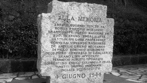 4 giugno 1944: Bruno Buozzi giustiziato nell'eccidio de La Storta
