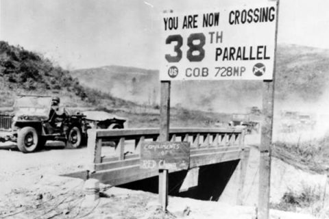 25 giugno 1950: scoppia la Guerra di Corea