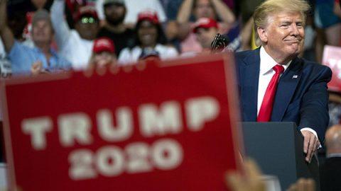 «Il sogno americano è tornato»: Trump lancia la campagna per la sua rielezione