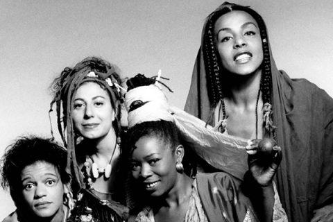 Zap Mama // Adventures in Afropea 1 (1993)