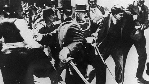 23 luglio 1914: l'ultimatum alla Serbia