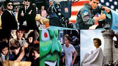 Un'estate all'insegna del cinema degli anni '80 e '90