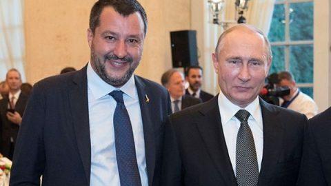 """""""Dalla Russia soldi per la Lega"""": BuzzFeed pubblica gli audio, Salvini annuncia querela"""