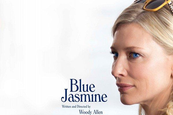 blue jasmine woody allen film poster