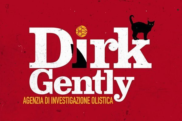 dirk gently film poster