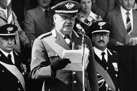 3 settembre 1982: ucciso Carlo Alberto Dalla Chiesa