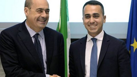 """Regionali, Di Maio: """"Patto civico per l'Umbria"""". Zingaretti: """"Avanti con il confronto"""""""