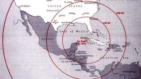 22 ottobre 1962: la Crisi dei missili a Cuba