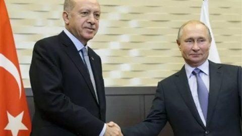 Siria, accordo Erdogan-Putin: 150 ore di tregua per il ritiro dei curdi