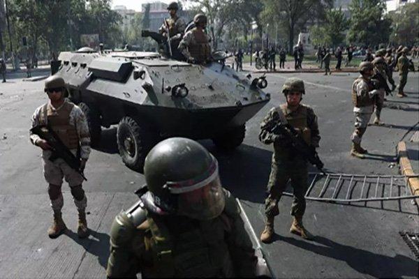 militari cile pinera