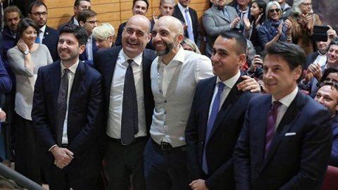 """Conte in Umbria: """"Non si vota per il governo, ma è in atto un esperimento interessante"""""""