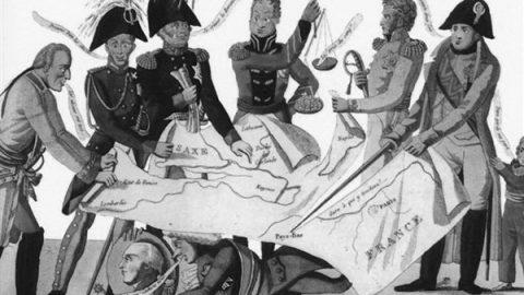 1 ottobre 1814: si apre il Congresso di Vienna