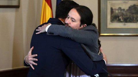 Accordo tra socialisti e Podemos: la Spagna verso il governo di coalizione