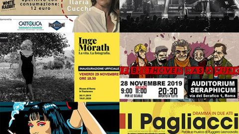 Take a look around: 25 novembre/1 dicembre