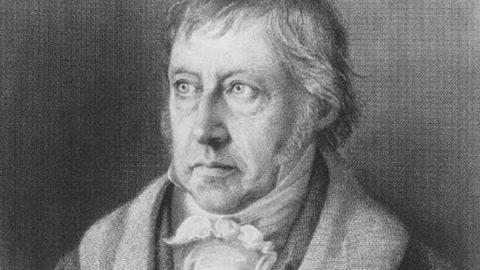 Ipse dixit: Georg Wilhelm Friedrich Hegel