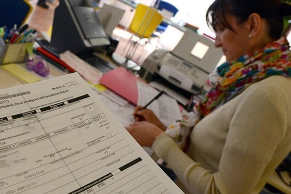 tasse lavoratori