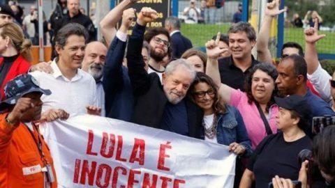 Brasile, Lula esce dal carcere dopo 19 mesi