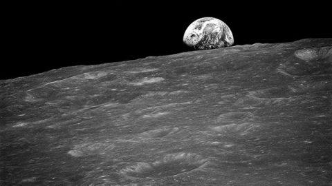 24 dicembre 1968: la prima alba terrestre vista dallo Spazio