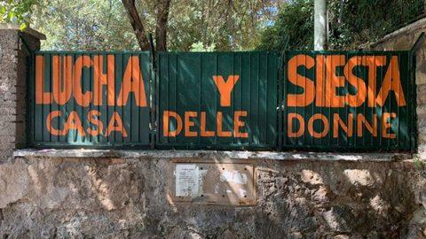 La Regione Lazio stanzia 2,4 milioni di euro per salvare la casa delle donne 'Lucha y Siesta'