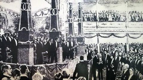 10 dicembre 1901: vengono assegnati i primi premi Nobel