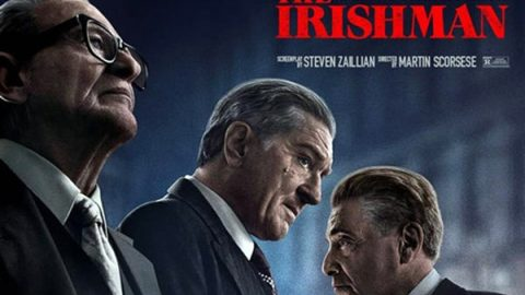The Irishman // Martin Scorsese