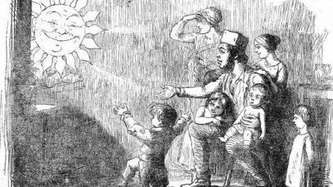31 dicembre 1696: la tassa sulle finestre rabbuia l'Inghilterra
