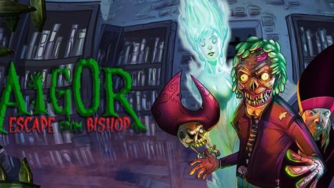 Videogame e dintorni: Aigor Escape from Bishop