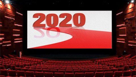 Nuove uscite cinematografiche nel 2020