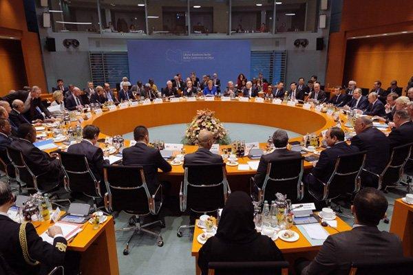 conferenza berlino libia