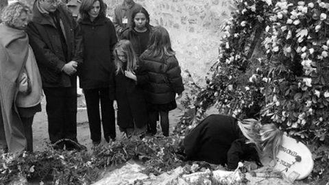 21 gennaio 2000: i funerali di Craxi ad Hammamet