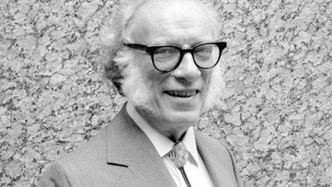 Ipse dixit: Isaac Asimov