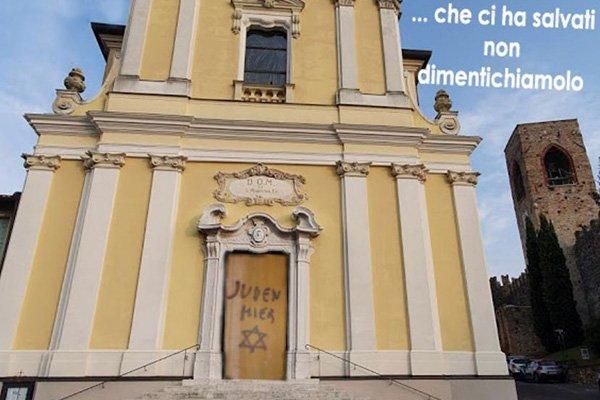 juden mier chiesa
