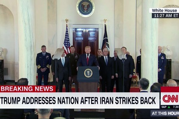 trump iran speech