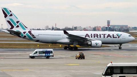 """Air Italy, deciso lo stop ai voli. Filt Cgil: """"A rischio 1.500 posti di lavoro, ma il governo è assente"""""""