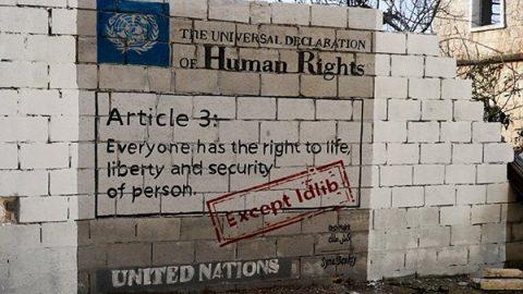 In Siria Assad riconquista Saraqeb, città di murales e sogni