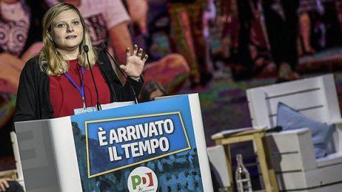 Pd, Valentina Cuppi eletta presidente dell'Assemblea dem