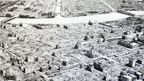 10 marzo 1945: il bombardamento di Tokyo