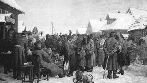 3 marzo 1861: l'emancipazione dei servi della gleba in Russia