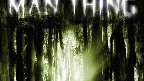 man thing film poster